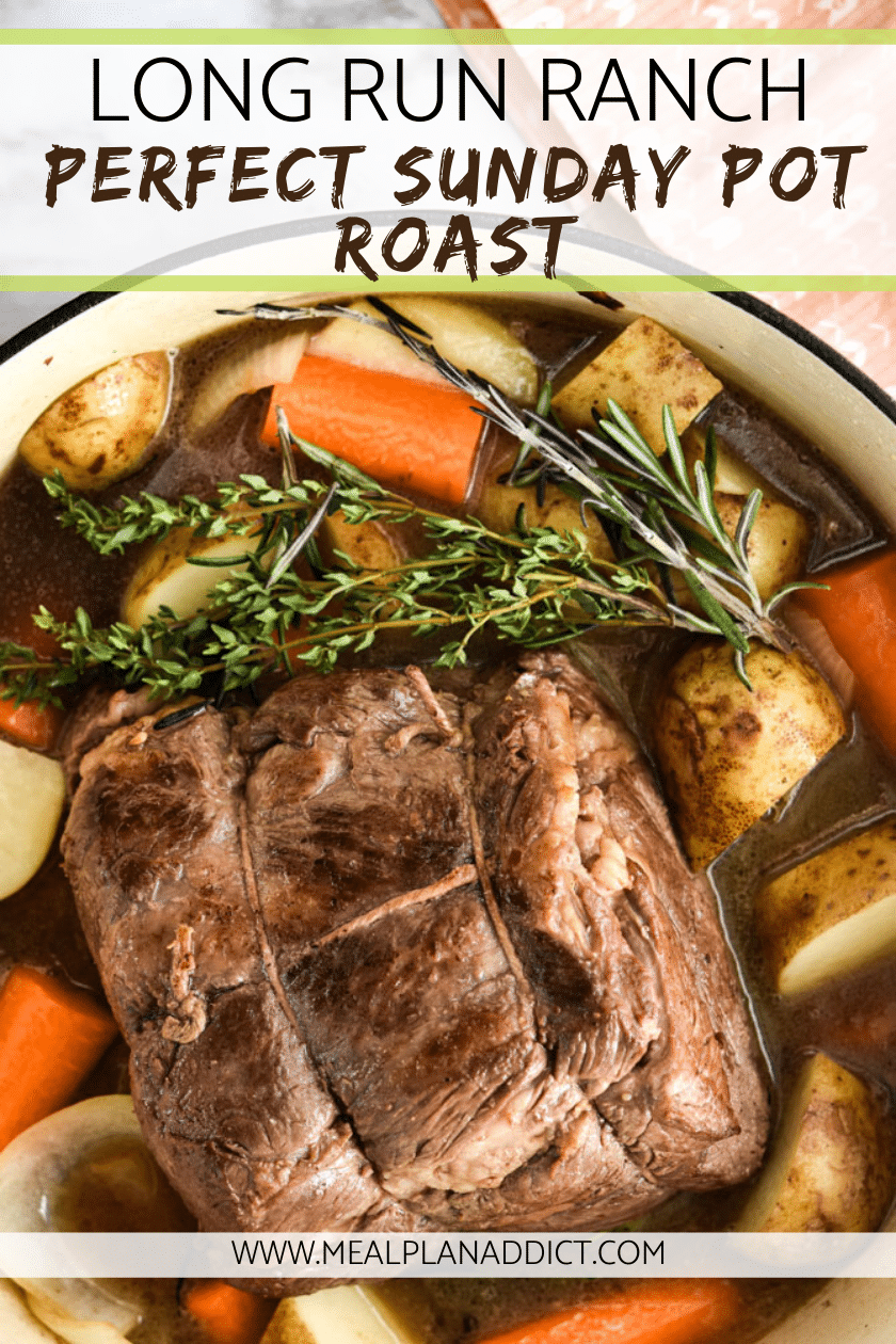 Long Run Ranch Perfect Sunday Pot Roast