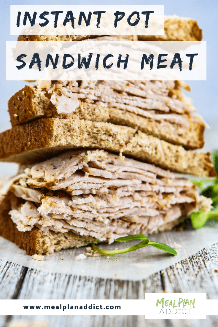 Instant Pot Sandwich Meat