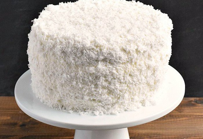 The Best Coconut Cake Youll Ever Make
