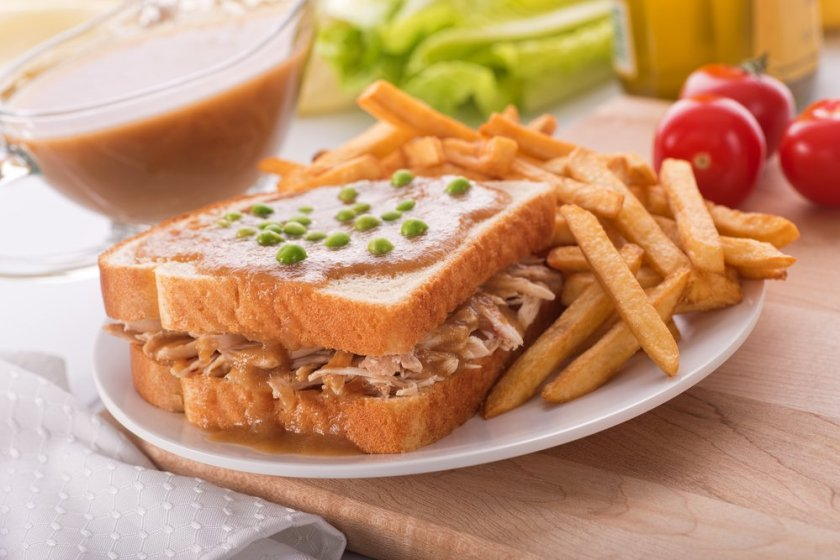 This messy chicken sandwich is just one of 20+ leftover chicken ideas you can use to fill your weekly meal plan, save you money and reduce waste.