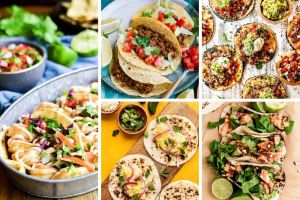 Get inspiration for your next meal plan theme day with these 20 tasty Tuesday Taco recipes. There's something here for everyone. Whether you prefer beef, chicken, pork, seafood, or vegan options, you'll find a range of ideas to help you create a delicious hand-held meal.