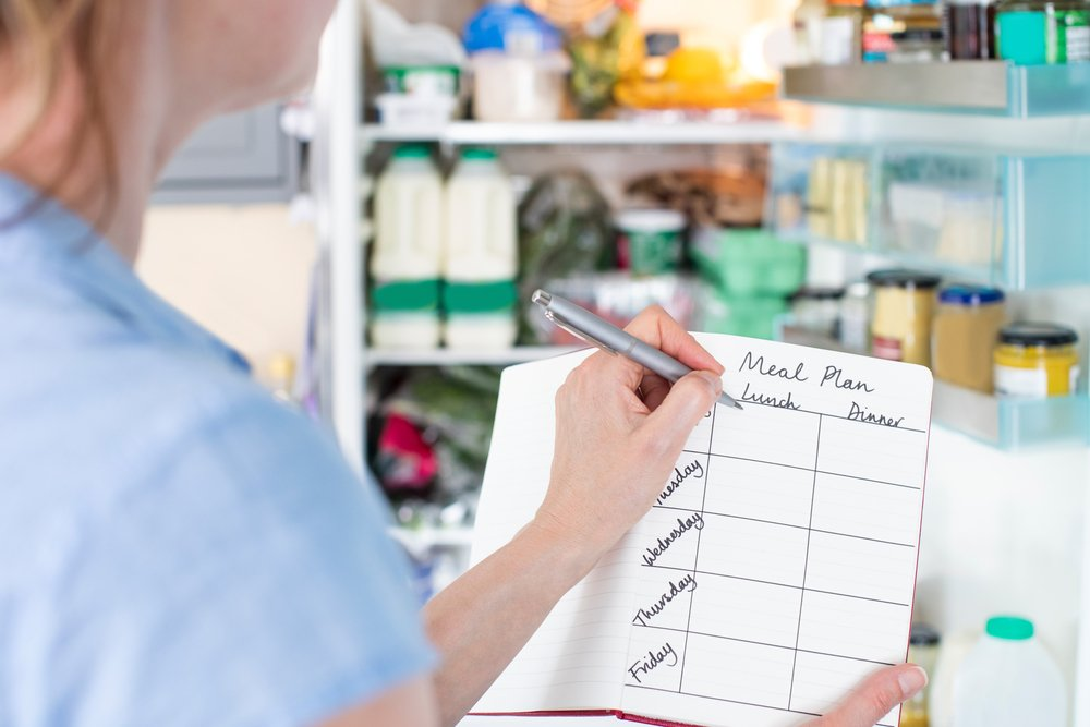 By far, it is deciding what is for dinner every night in advance that causes stress for most first time meal planners. I got you! Follow this meal planning template to learn how you can easily plan meals for the week.