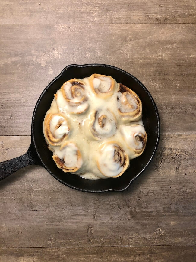 Read more about the article Homemade Cinnamon Rolls