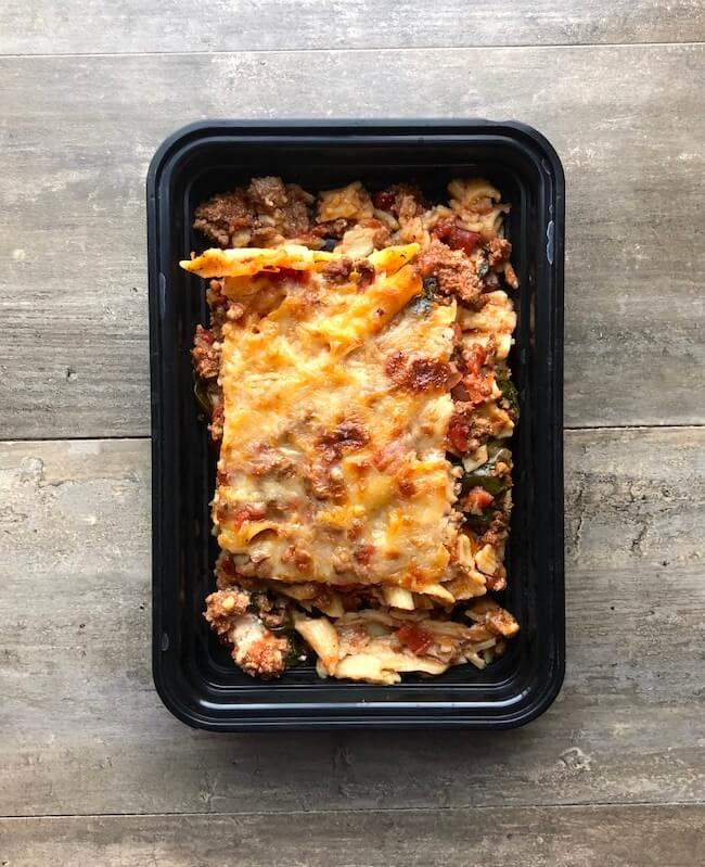 Read more about the article Baked Penne
