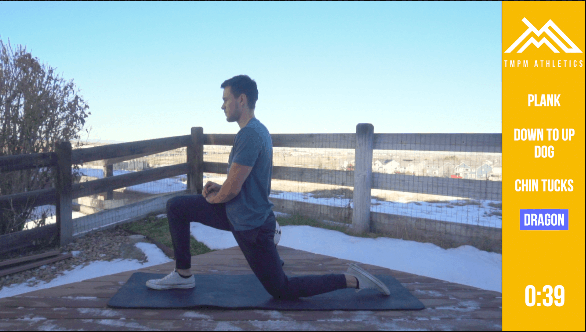 Read more about the article TMPM Athletics Mobility – Day 171
