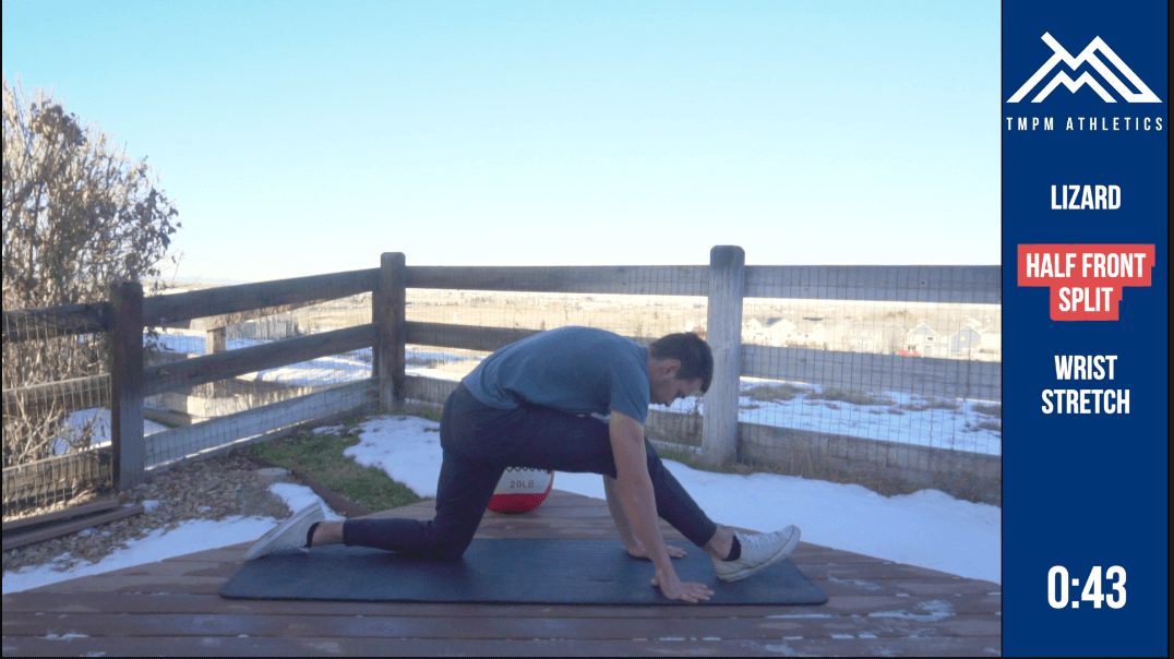 Read more about the article TMPM Athletics Mobility – Day 253