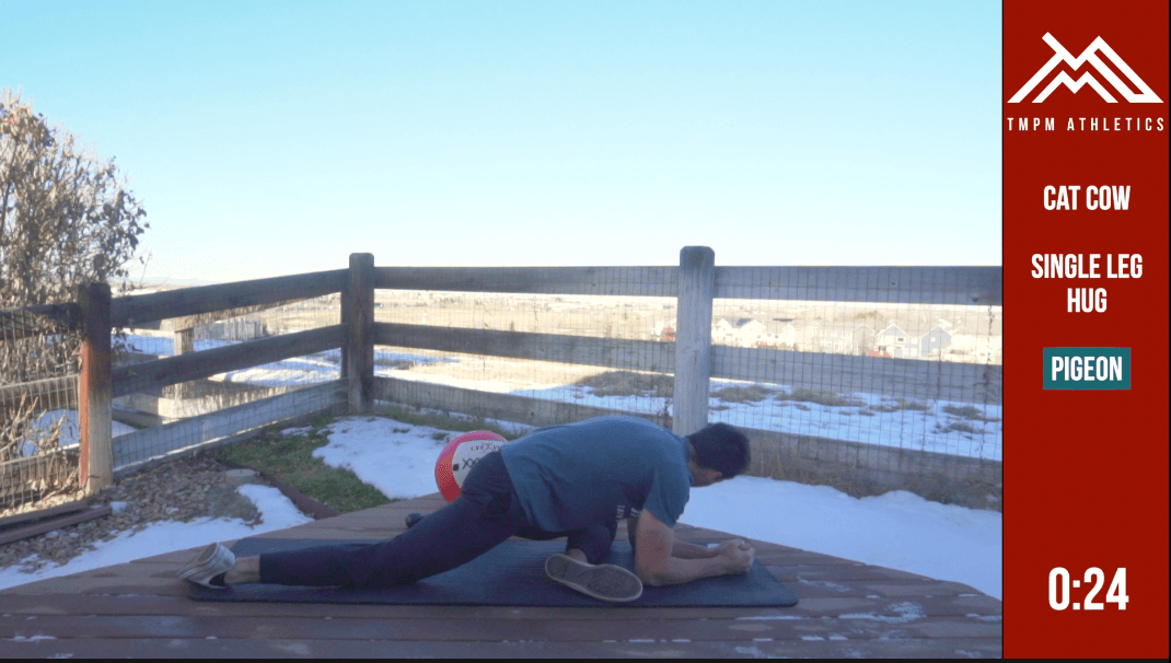 Read more about the article TMPM Athletics Mobility – Day 268