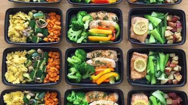 lunch and dinner meal prep ideas
