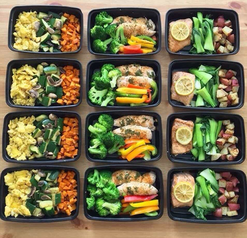 Healthy Food Recipes Meal Prep