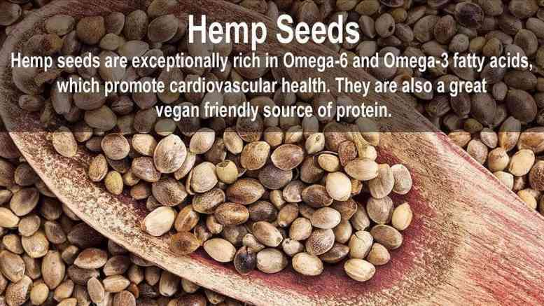 hemp seeds nutrition tip