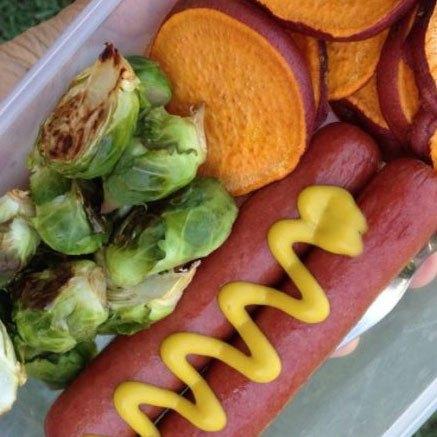 hot dog meal prep inspo