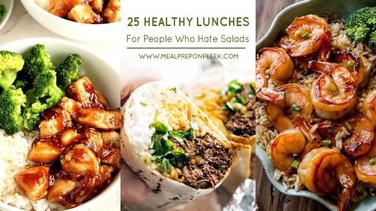 healthy yummy lunch ideas. 25 healthy lunch recipes yummy ideas