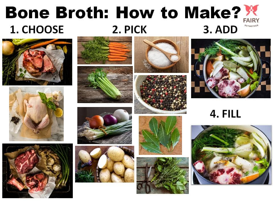 Bone Broth How To