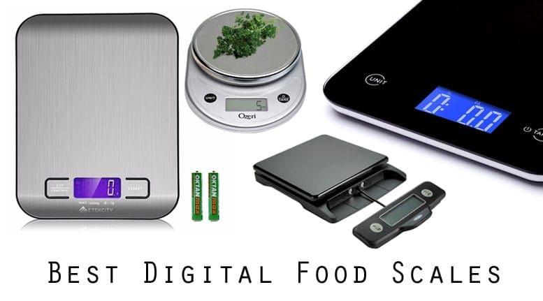 Best Digital Food Scales of 2017