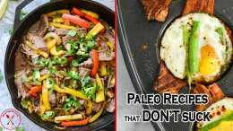 Paleo Recipes that Don't Suck