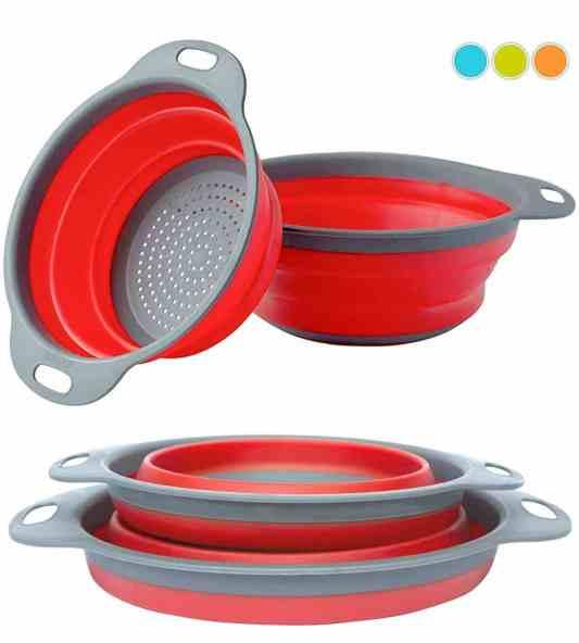 meal prep tools : colander