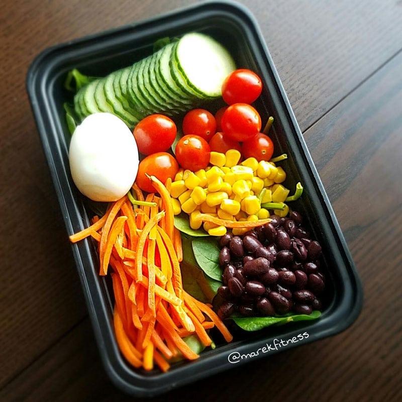 6 Vegetarian Meal Prep Ideas For Next Week Meal Prep On