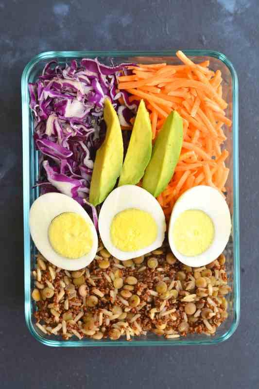 Breakfast PRO Power Bowl