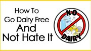 how to go dairy free