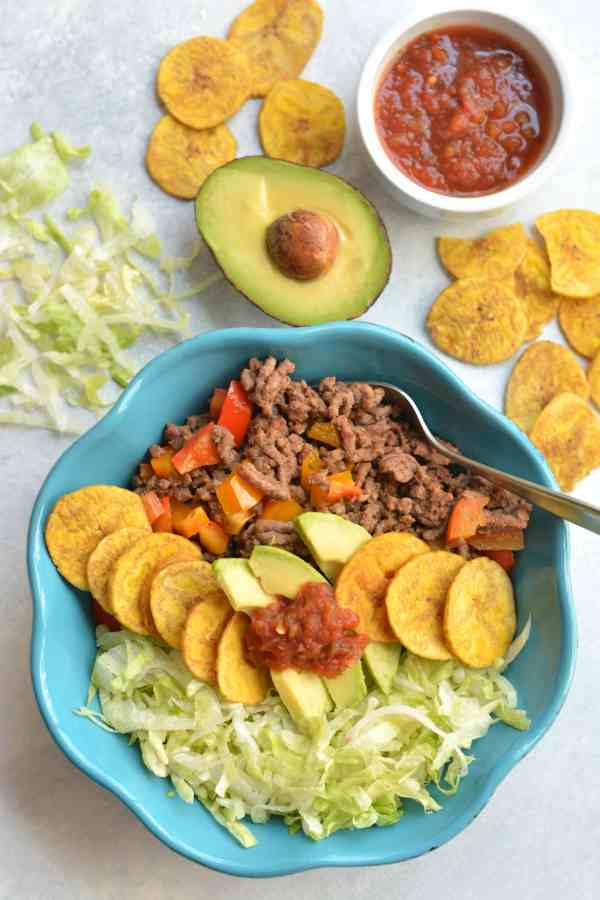 Meal Prep Taco Bowl Recipe