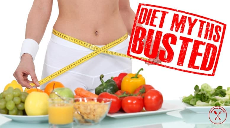7 Diet Myths Busted