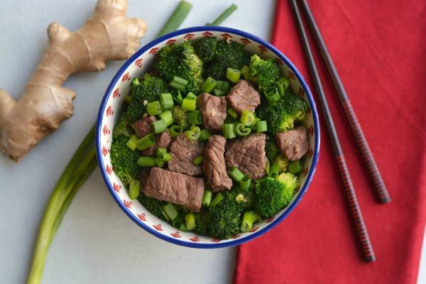 Low Carb Beef & Broccoli Stir Fry Meal Prep