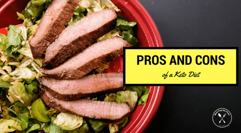 Pros and Cons of a keto diet