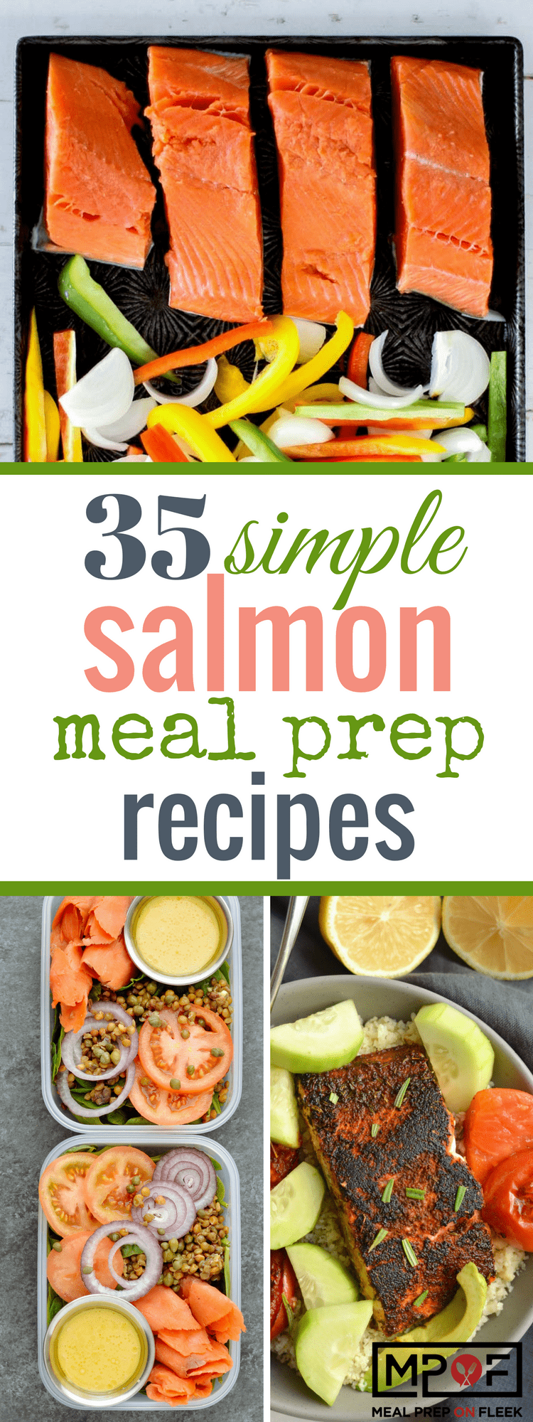 35 simple salmon meal prep recipes meal prep on fleek 35 simple salmon meal prep recipes forumfinder Image collections