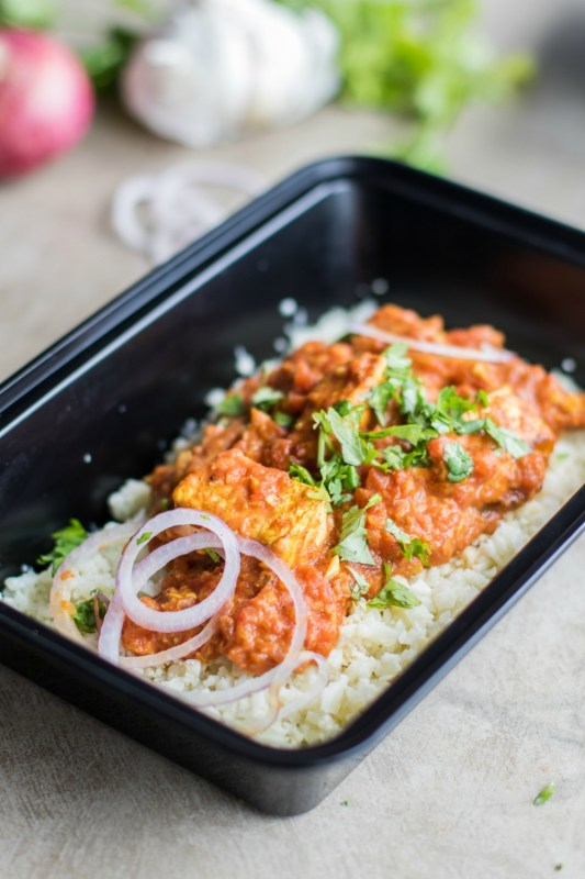 Vegan Tofu Tikka Masala