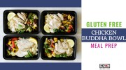 Gluten Free Chicken Buddha Bowl Meal Prep blog