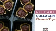 No Bake Collagen Brownie Cupsblog