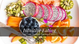 Intuitive Eating - Getting Started