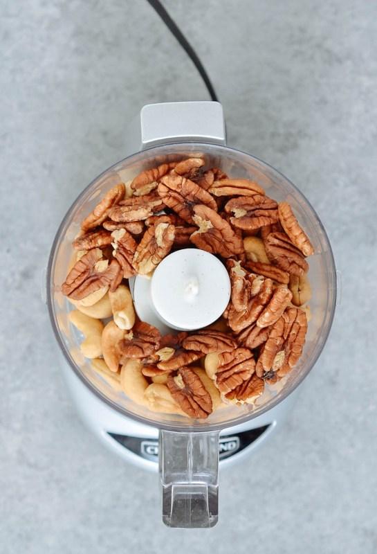 Apple Cinnamon Protein Bites