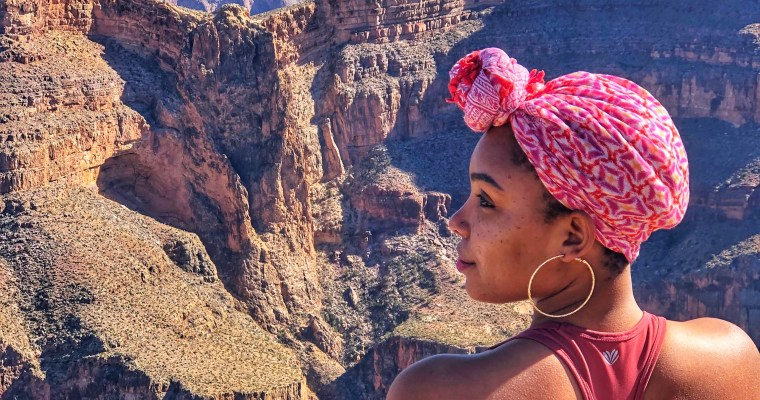 How I Turned A Las Vegas Girls Trip into A Grand Canyon Hiking Dream