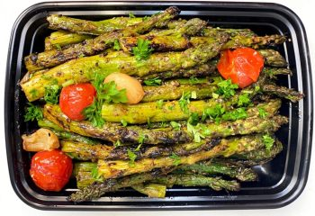 Meal Prep Grilled Asparagus