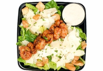 Caesar Salad w/ GRILLED SHRIMP