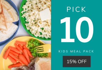 Kids Meal Pack - Pick 10