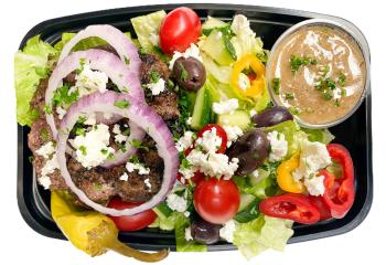 The Greek Burger