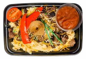 Carne Asada Breakfast Bowl