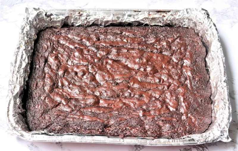 Brownies Baked