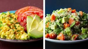 نباتية صحية لتخفيف الوزن