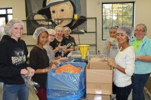 student challenge 2015, packaging events, feed the hungry, end world hunger, meals from the heartland, meals packaging