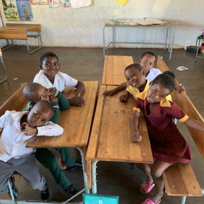 kids at school
