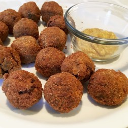 They took hours of work, but they were completely delicious. Especially with some strong Swedish mustard
