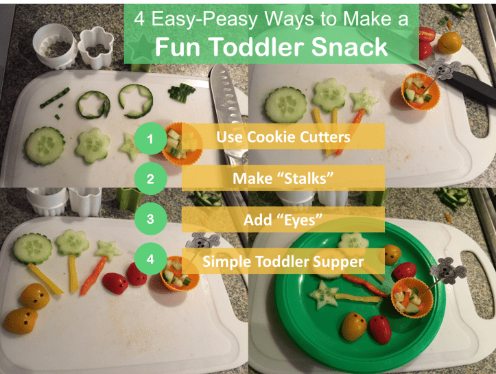 fun toddler snacks