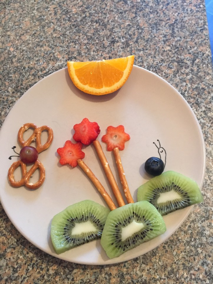 Fun healthy food for Children and Toddlers