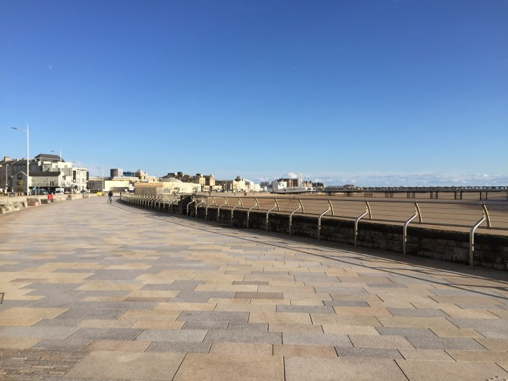 family lifestyle food blogger bristol southwest weston-super-mare seafront beach holiday