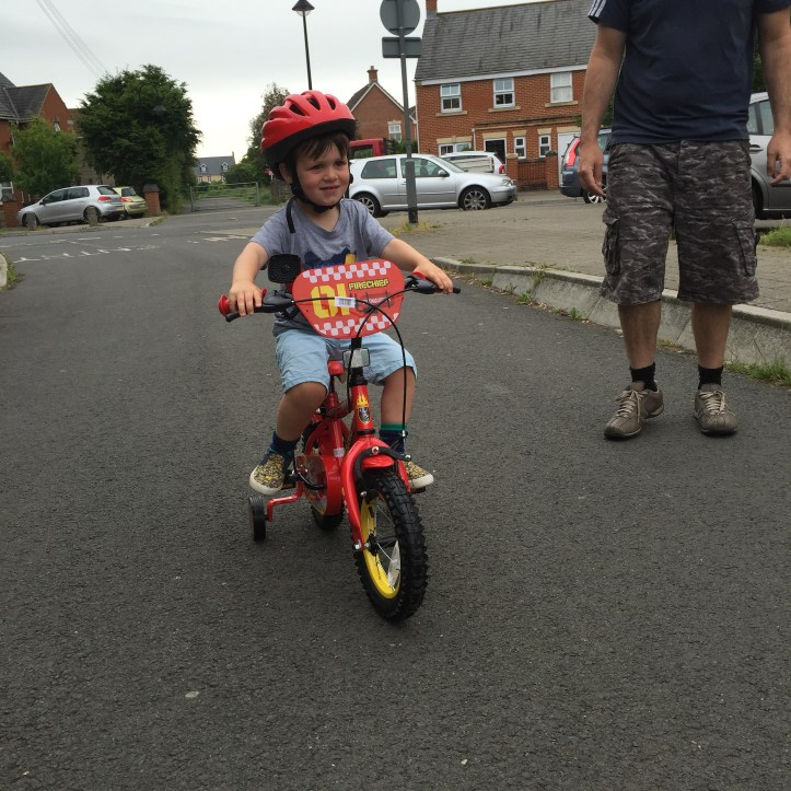 bike week cycling family son birthday mummy blogger westons super mare toddlers