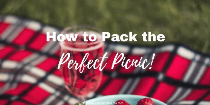 how to pack a perfect picnic for summer with kids