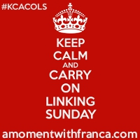 Keep Calm and Carry On Linking Sunday